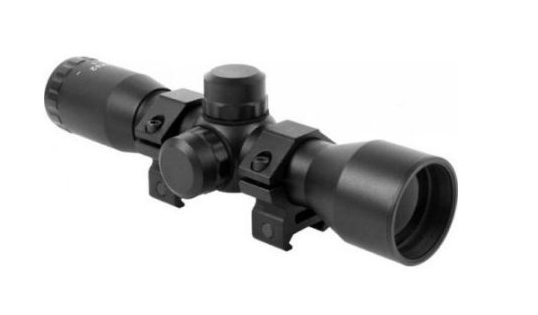 Aim Sports 4x32 Compact Rangefinder scope